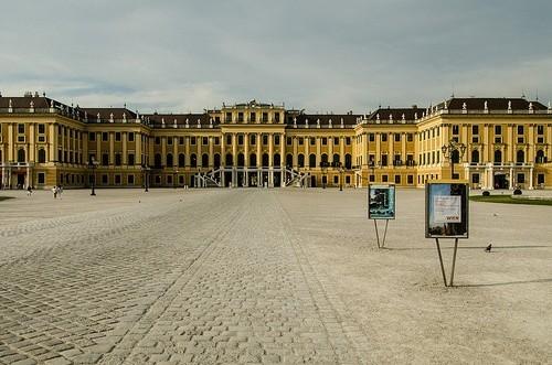 Дворец Шенбрунн, Австрия