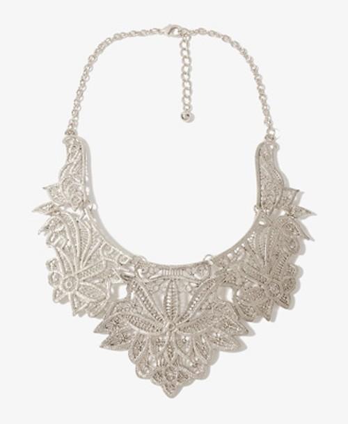 Ожерелье Filigree Bib