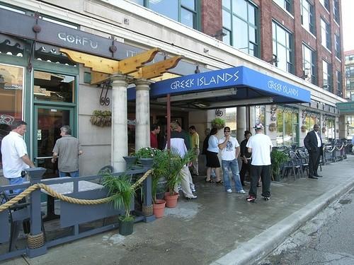 ресторан Грик Айлендс (Греческие острова)