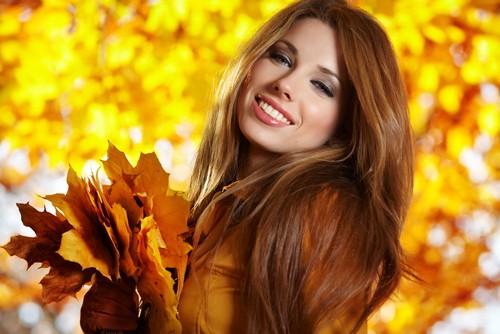 Топ 8 Цветов для Осеннего Макияжа