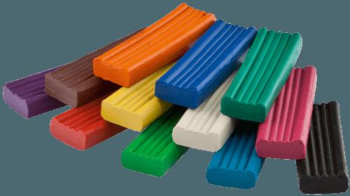Силиконовый полимер (пластилин)