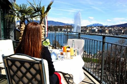 Отель Ле Ричмонд (Le Richemond), Швейцария, Женева