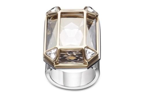 Кольцо SEGMENT RING от SWAROVSKI