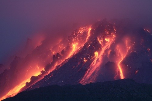 Поездка на вулкан Сэнт-Люсии