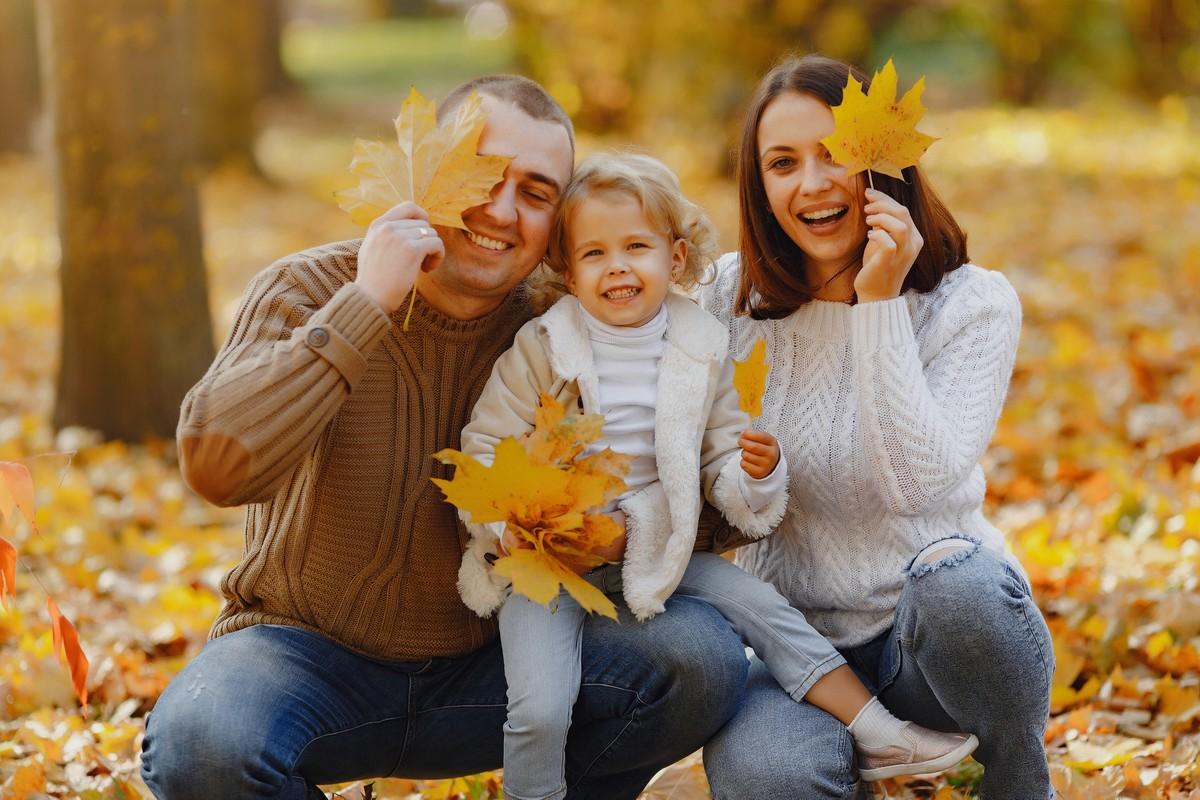 9 способов осенью хорошо провести время со своей семьей