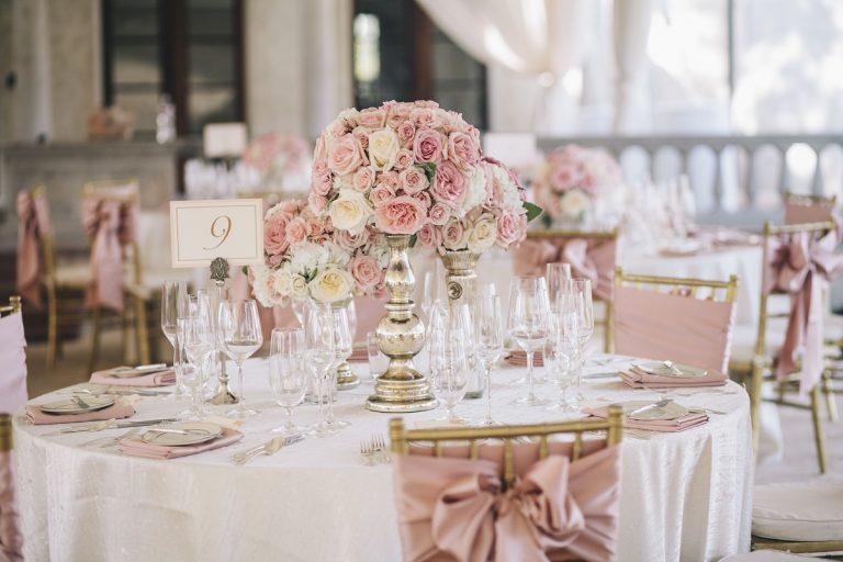 Как рассадить гостей на свадебном банкете