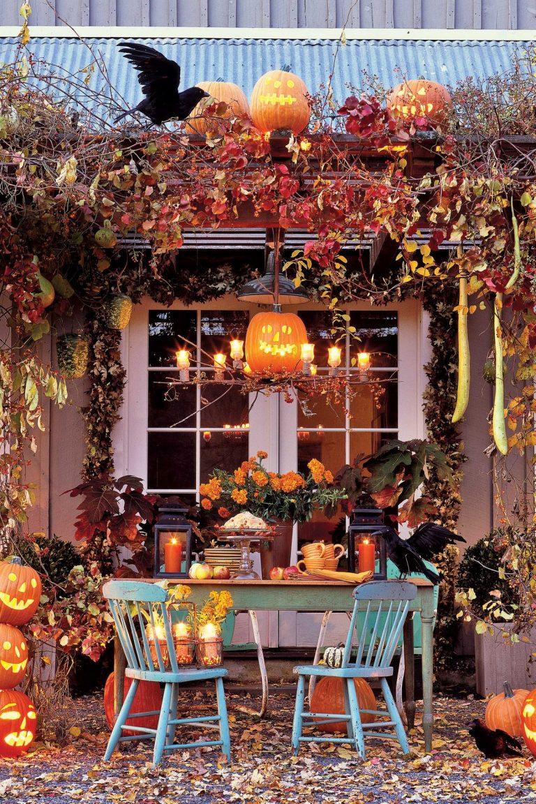 5 оригинальных изделий из тыквы на Хэллоуин