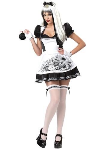 Алиса в Стране чудес - Костюмы на Хеллоуин для девушек 3
