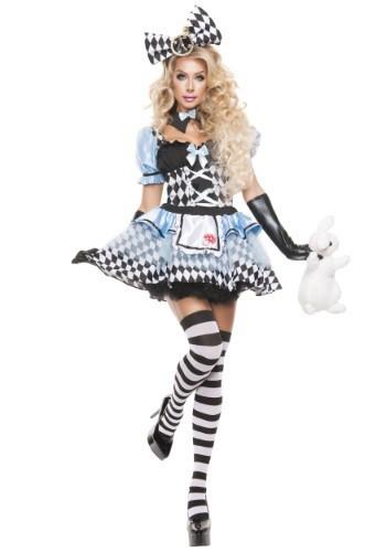 Алиса в Стране чудес - Костюмы на Хеллоуин для девушек 5
