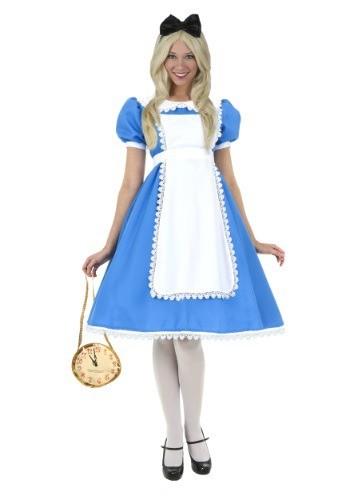 Алиса в Стране чудес - Костюмы на Хеллоуин для девушек