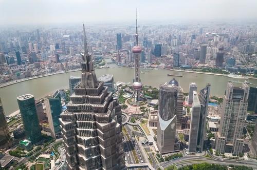 Башня Джинь Мао