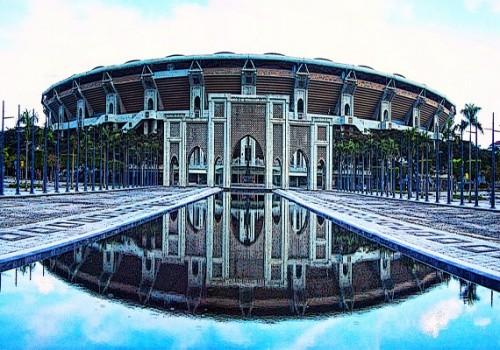 Букит Джалил Нэшинал Стэдиум — 110,000 — Куала-Лумпур, Малайзия