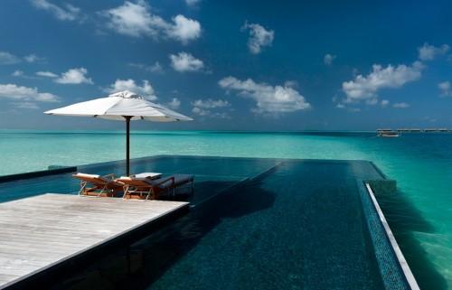 Отель Конрад Рангали Айлендс, Мальдивы