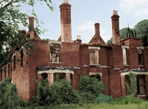 Дом приходского священника Борли (Сэдбэри, Великобритания)