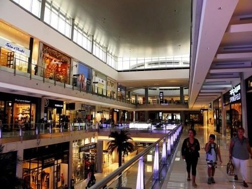 Торговый центр Эмирейтс молл - Emirates Mall (Дубай)