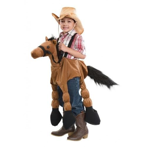 Ковбой или девочка-ковбой