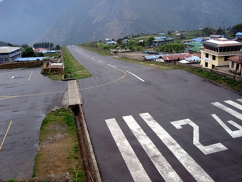 Аэропорт Лукла, Непал