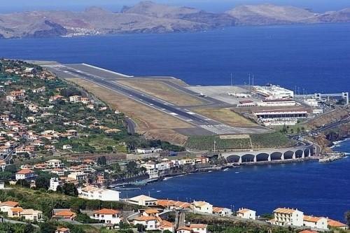 Международный аэропорт Мадейра
