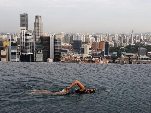 Отель и казино Марина Бэй Сендс, Сингапур