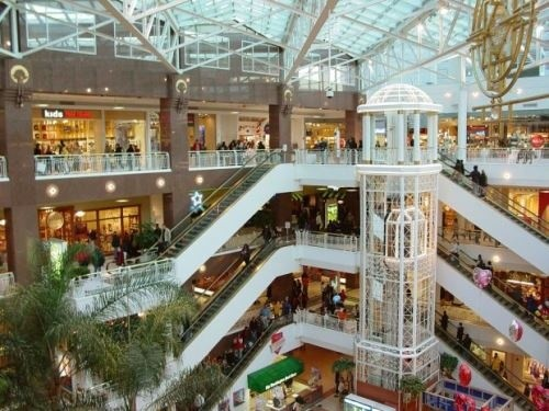 Торговый центр Молл оф Америка - Mall of America (Миннесота, США)