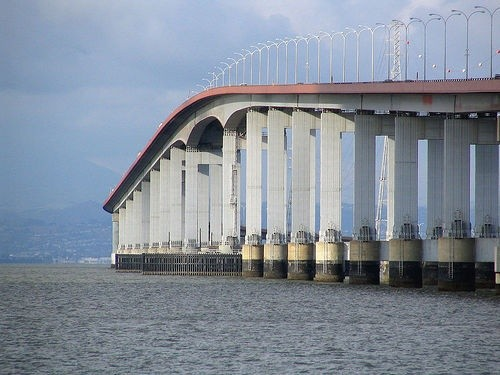 Мост Сан Матео-Хайвард, Калифорния