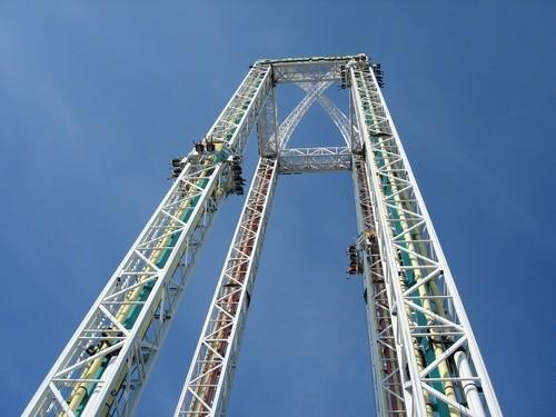 парк Cedar Point, Огайо (США)