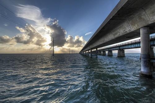 Семимильный мост, Флорида