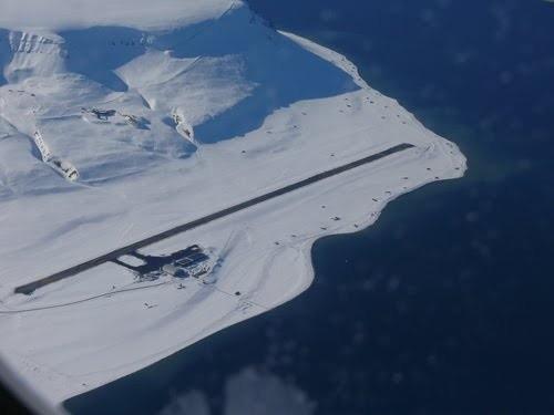 Аэропорт Свалбард