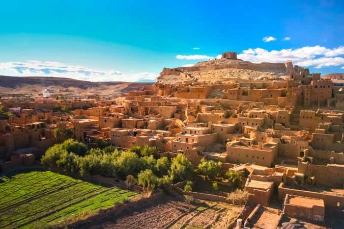 Уарзазат,Марокко