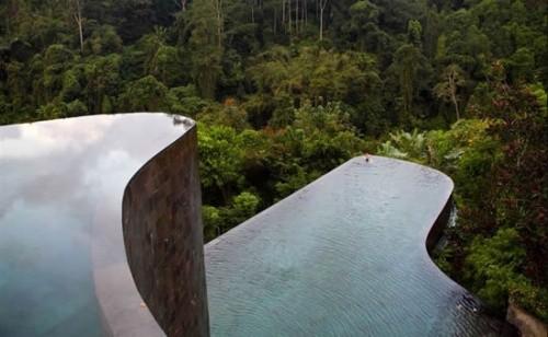 Висящие сады Убуд, Бали, Индонезия