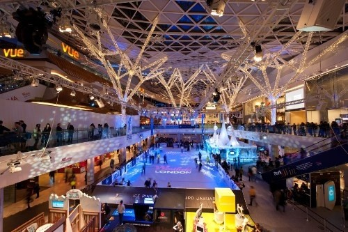Торговый центр Вестфилд Лондон Шопинг Центр (Англия)