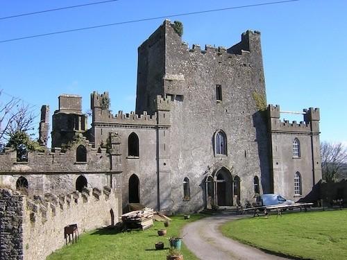 Замок Лип (Ирландия)