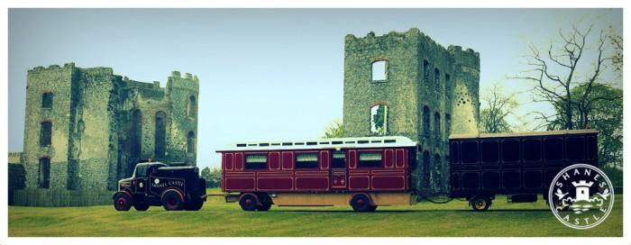 Замок Шейн, Северная Ирландия