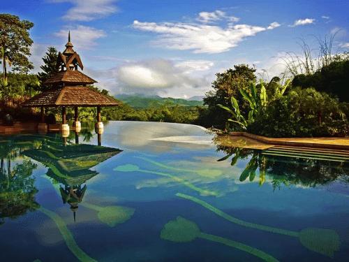 Золотой Треугольник, Чиянг Рэй, Таиланд