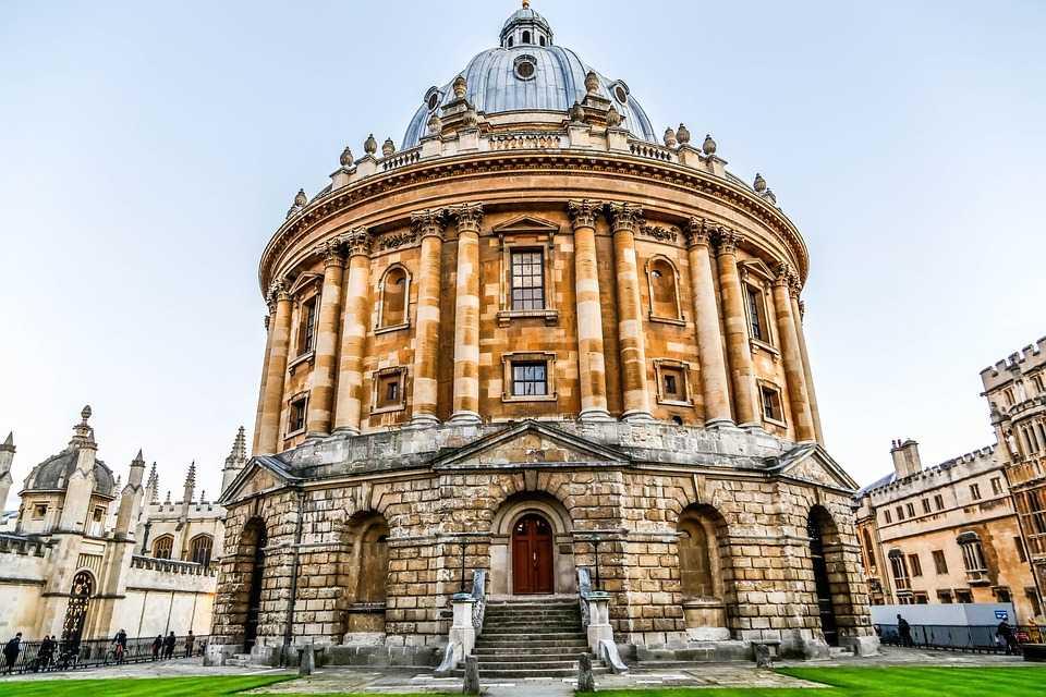 Библиотека Бодлейн, Оксфорд, Объединенное королевство