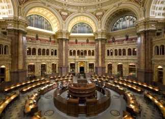 Библиотека Конгресса, Вашингтон (округ Колумбия)