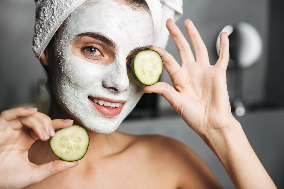 Огуречная маска для отбеливания лучших масок для лица в домашних условиях