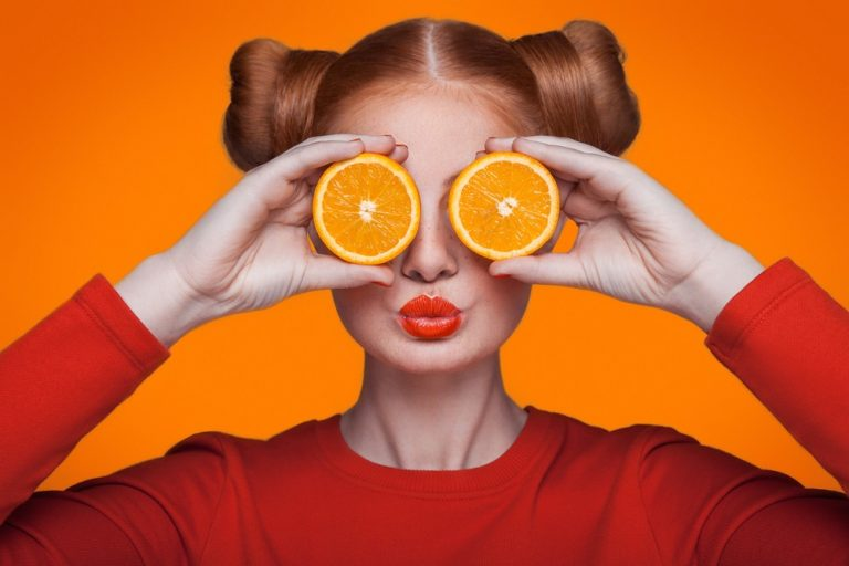 7 полезных оранжевых фруктов и овощей на каждый день