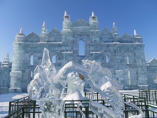 Фестиваль льда и снега, Харбин (Китай)