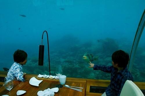 Ресторан Итхаа, Мальдивы