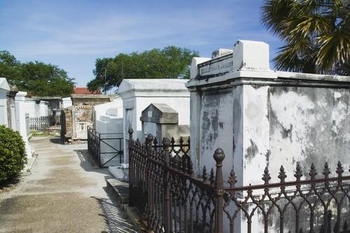 Кладбище Сент-Луис №1, Новый Орлеан