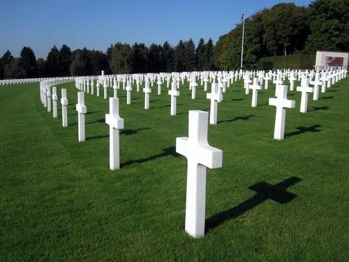 Американское кладбище, Люксембург