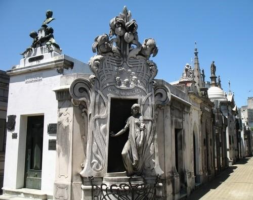 La Recoleta, Буэнос-Айрес