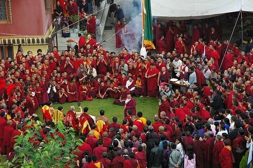 День Бодхи (во всем мире)
