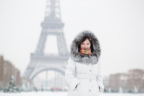7 Интересных Занятий в Период Рождества в Париже