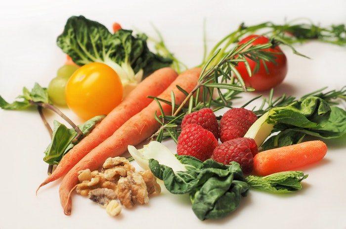 Причины есть побольше овощей