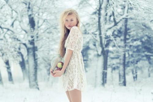 Как Носить Зимой Летние Платья?