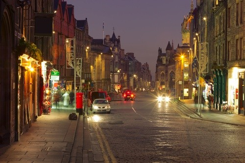 Королевская миля, Эдинбург