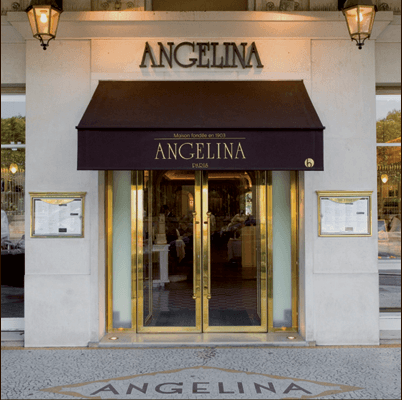 кафе La Maison Angelina
