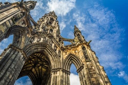 Монумент Скотта, Эдинбург